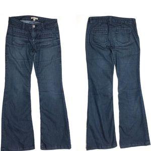 Cabi Flare Farrah Jeans Size 4